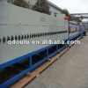 rubber insulation pipe production line / machinery