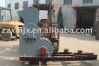 two stage crusher for hard materials