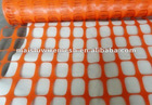 Orange Snow Fence