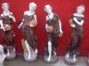 Figure Sculpture (Pretty Girl Group)
