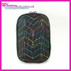 2012 fashion nylon digital camera case for canon