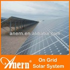 Anern On Grid Home Use Solar Power Systems 5KW With Best Price For Sale