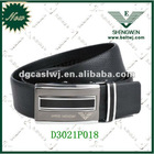 2012 hot sell Top brand genuine leather belt for man