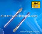 Tungsten carbide flat drill