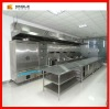 high precision stainless steel commercial kitchen with 30years experience