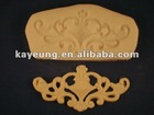 Beautiful Garland silicone lace mould for cakes