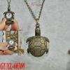 Unique cheap cute turtle design souvenir pocket watch 2012