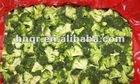 Quick-frozen broccoli