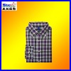 ST-SH30#men's dress shirt/business shirt stripe/checked best quality cotton