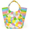 2012 Lovely Quilted Tote Bag
