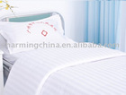 Durable hospital bed linen