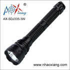 AX-SDJ335 tactical led flashlight