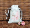 Machine embroidery Gift bag