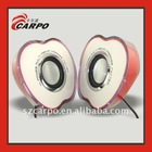 Funny Apple Shape Mini Speaker E102