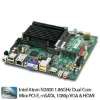 Intel D2800 CPU,Dual Display,Mini ITX Motherboard,DN2800MT