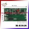 2262, 1527, 2240, HCS101 decode RF receiver module