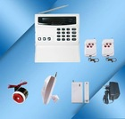 Wireless Home Security GSM Alarm System with LCD,Keypad