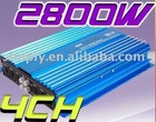 4ch mosfet car amplifier (SP-400)