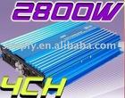 4ch mosfet car amplifier (SP-400)