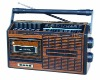 USB Single Radio Cassette Recorder Px-139U