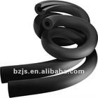 2012 New black rubber foam insulation tube