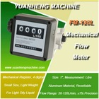 4 digital mechanical fuel oil flow meter