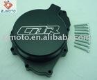 Volar Motorsport Black Billet Aluminum Stator Engine Cover for CBR 600 F4 / F4i