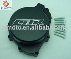 Volar Motorsport Black Billet Aluminum Stator Engine Cover for CBR 600 F4 / F4i