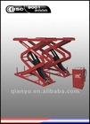 full rise scissor lift underground type CE