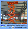 warehouse cargo scissor lift table with 2000kgs