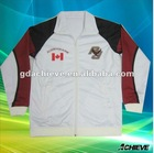Manufacture new tracksuit jackets with zips