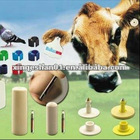 RFID LF/HF Animal ID Ear Tag
