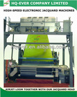 electronic Jacquard weaving Machine loom.
