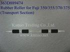 363D889474 Rubber Roller for Fuji 350/355/370/375 (Transport Section)