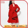 BBQ classic red vintage coat