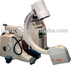 (Manufacturer): Medical equipment / Mobile C-arm high frequency X-ray machine/unit with 1.0 Mega pixel CCD-CCC Approved