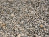 flint silex pebbles grinding ball