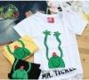 Children cotton T-Shirts, Girl T-shirt, boy Fashion T shirts