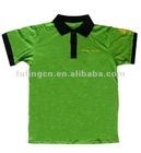 custom-made sublimation printing polo for man