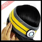 Stylish MP3 Player Headband for Outdoor with 4GB Internal Memory