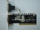 pci to serial 2 ports card