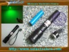 50/100/150/200mw adjustable focus 532nm Green laser flashlight portable with key switch SE-G-300