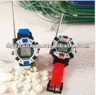 Hot sale electronic watch toy walkie talkie intercom interphone for kids