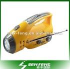 Mini Solar Radio