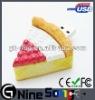 Korea chip Cake shape factory price usb flash drive