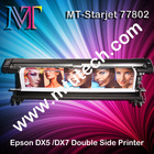 Eco Solvent Printer (Double Side,3.2meter E pson DX7 Head)