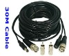 best sell 30M Security Camera cctv cable