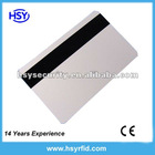 Manufacturer of Plastic Magnetic stripe Card