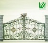 New high quality hand-made iron gate,gate,fence gate