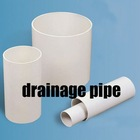 110mm large diameter 3.2 thickness pvc drainage pipe